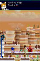 Red Wisp Capsule Sonic Colors