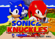 S&K Title Screen 2