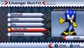 Sonic's Black Tie Suit