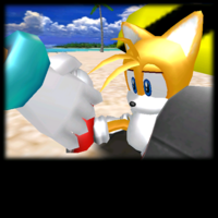 Sonic Adventure Credits (Tails 01)