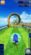 Sonic Dash screen 28