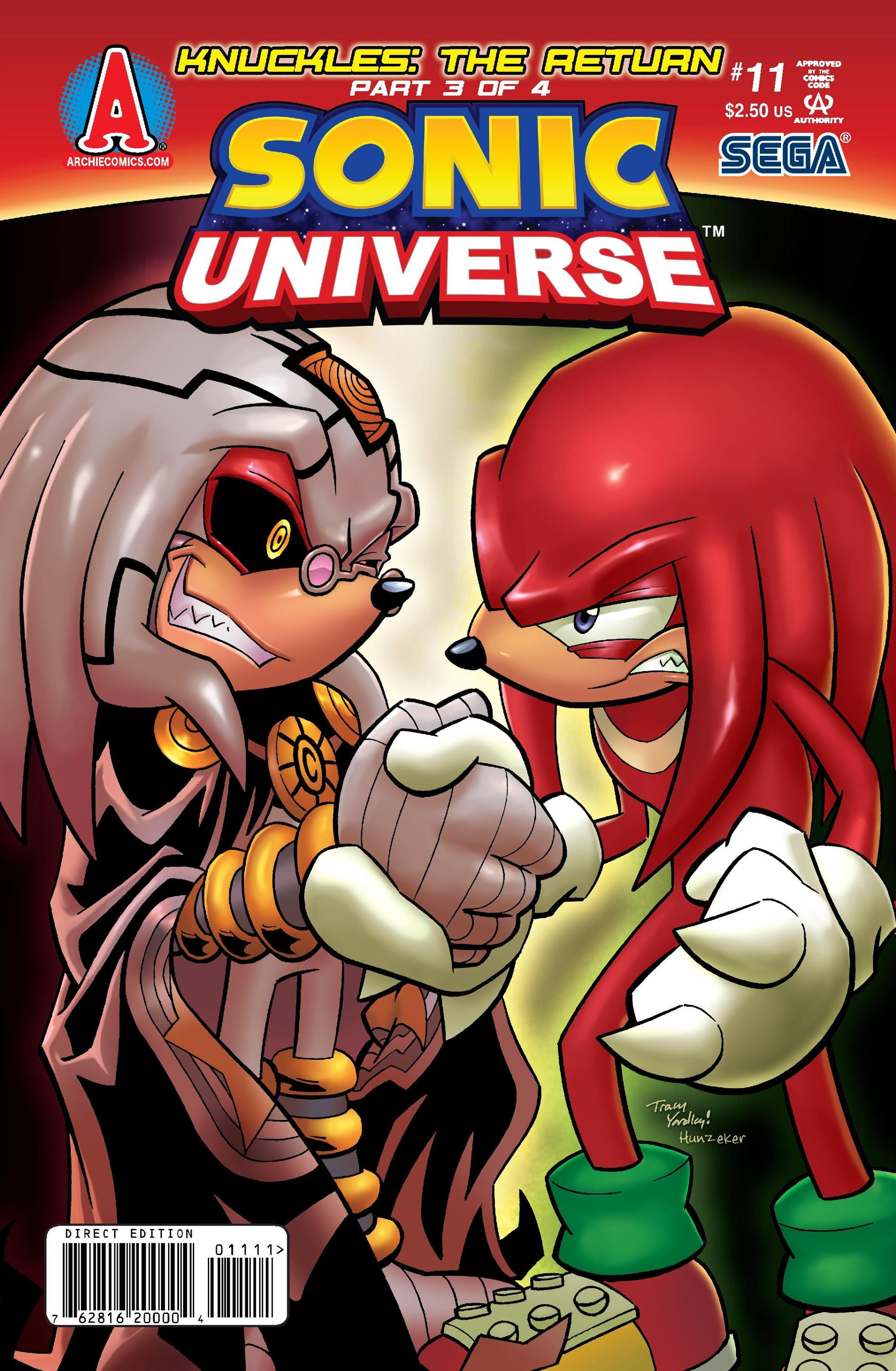 Sonic Universe Issue 11