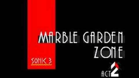StH3 Music Marble Garden Zone Act 2