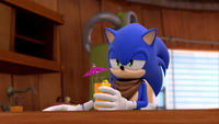S1E05 Sonic Tails house drink