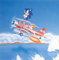 Sonic 3 - EU promo art Tornado