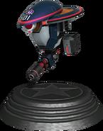 Generations statue Gun Beetle