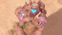 SB S1E21 Rock Monster reach