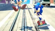 Sonic Generations E3 Trailer