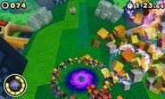 Sonic Lost World 3DS - Indigo Asteroid