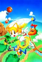 Tails' Skypatrol main art