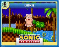Cookie Online Card