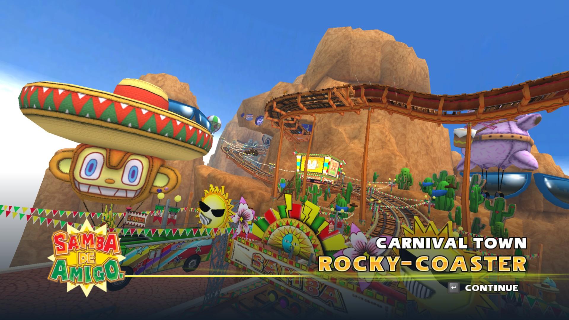 Rocky-Coaster