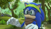 S1E44 Hipster Sonic worried