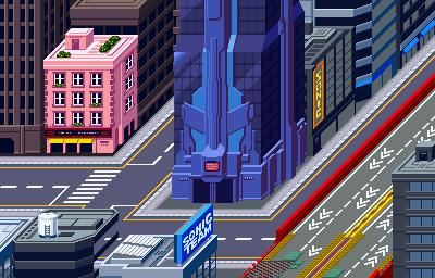 Central City (Sonic Battle)