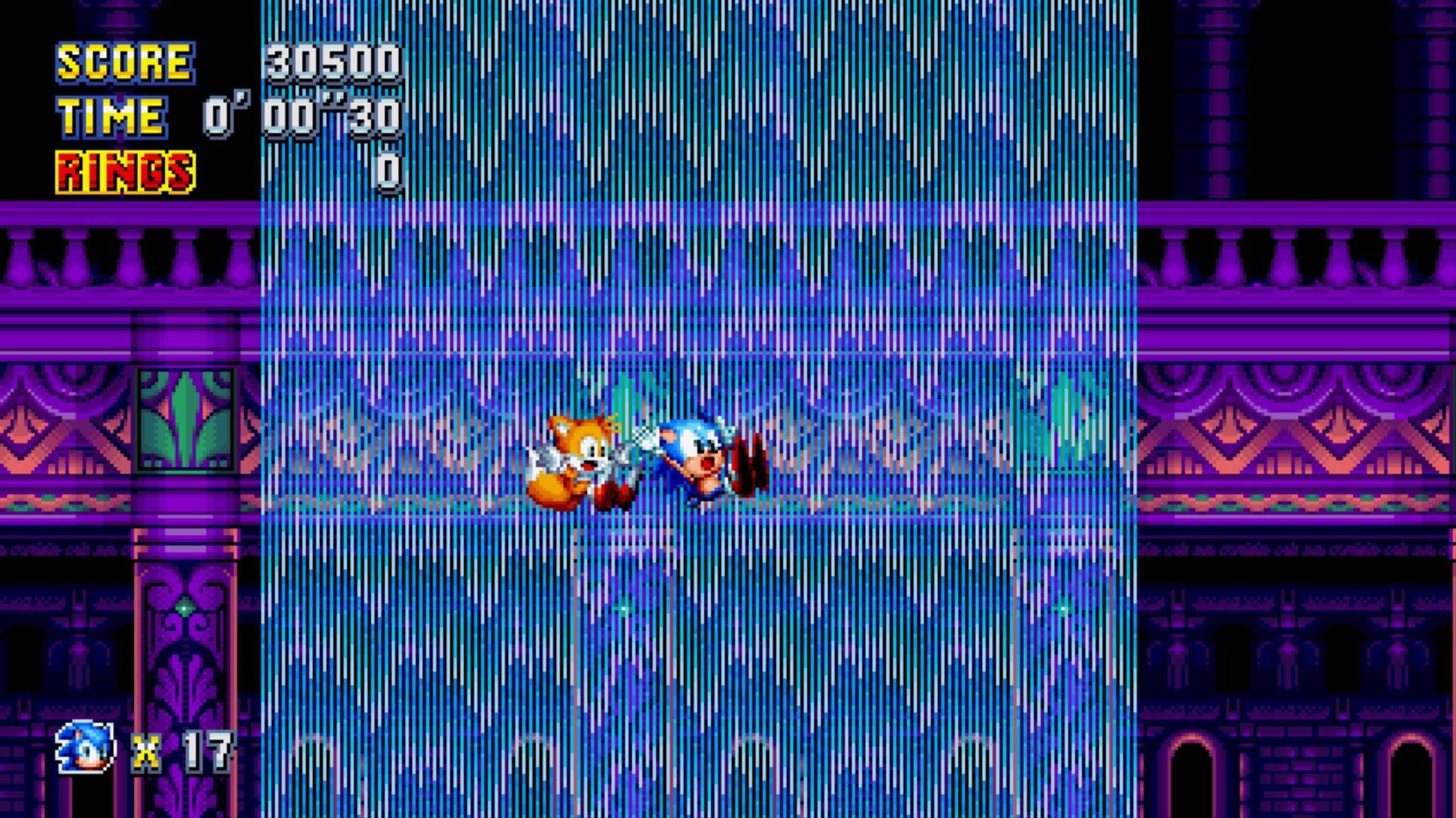 Hydrocity Zone (Sonic Mania)/Galeria