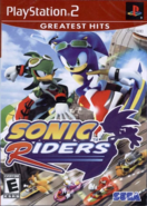 Riders PS2 GH