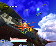 Sky Chase Act 1 DX 15