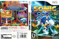 Sonic Colors Wii CA