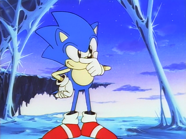 Sonic the Hedgehog (Sonic the Hedgehog: The Movie)