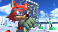 Wolf Avatar - Sonic Forces