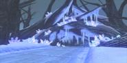 FR Background Frozen Forest 1