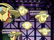 Gold Beetle Sonic X