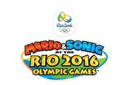 Mario & Sonic - Rio Olympic Games Logo