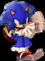 Sonic 06 Sonic art 5