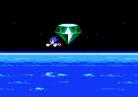 Sonic 3 & Knuckles Bad Ending Sonic 1