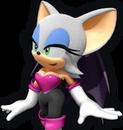Sonic Rivals 2 - Rouge the Bat 3
