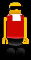 SASASR Character Model Bonanza Bros Robo