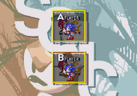 Sonic 3 Competition screen 2