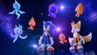 Sonic Colors DS Wisps