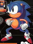 Sonic the Hedgehog (Virgin Books)