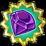 Purple Chaos Emerald