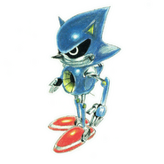Early Metal Sonic concept6