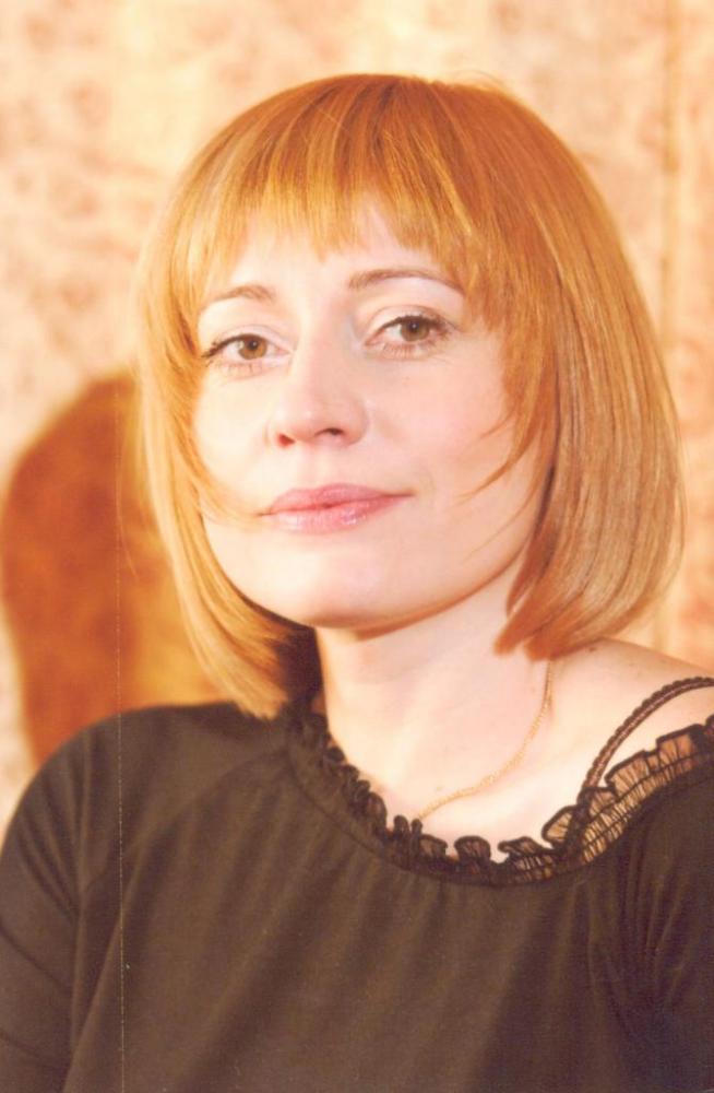 Elena Chebaturkina