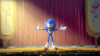 SB S1E50 Sonic welcome