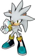 Silver Sonic Runners