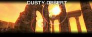 Dusty Desert Loading