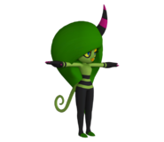 Lost World Model Zeena