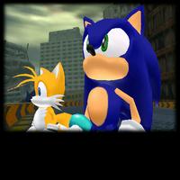 Sonic Adventure Credits (Super Sonic 26)