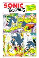 Sonic Yearbook (1993) 3