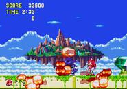 Super Mecha Sonic SSZ 33