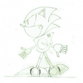 Metal Sonic CD concepts 4