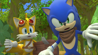 SB S1E09 Sonic and Tails 2