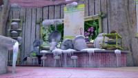 SB S1E50 Amy's House frozen interior 2