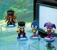 Sega JP Keychains