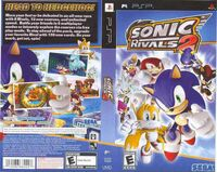 Sonic Rivals 2 US