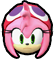 Sonic Runners Amitie Style Amy Icon
